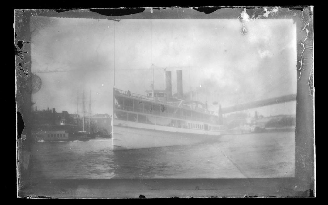 Brooklyn Ferry